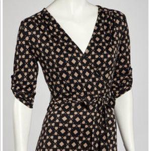 AA Studio Print Dress
